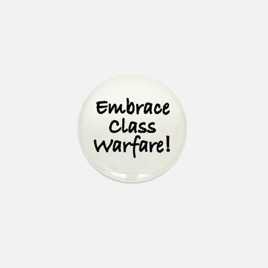 Embrace Class Warfare! Mini Button