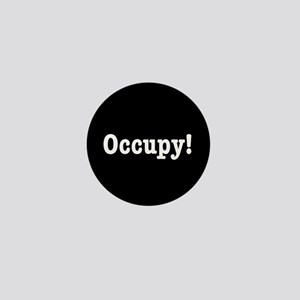 Occupy! Mini Button
