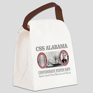 CSS Alabama Canvas Lunch Bag
