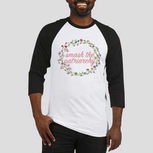 Smash the Patriarchy Baseball Jersey