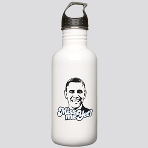 Obama Miss Me Yet Stainless Water Bottle 1.0L