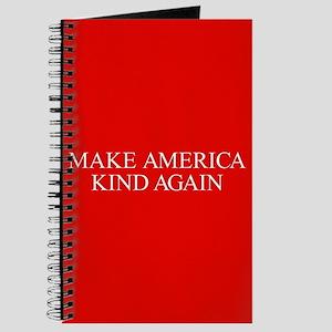 Make America Kind Again Journal