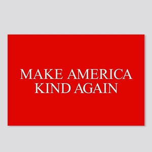 Make America Kind Again Postcards (Package of 8)