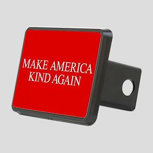 Make America Kind Again Rectangular Hitch Cover