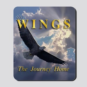 Wings: The Journey Home Mousepad