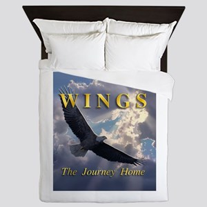 Wings: The Journey Home Queen Duvet