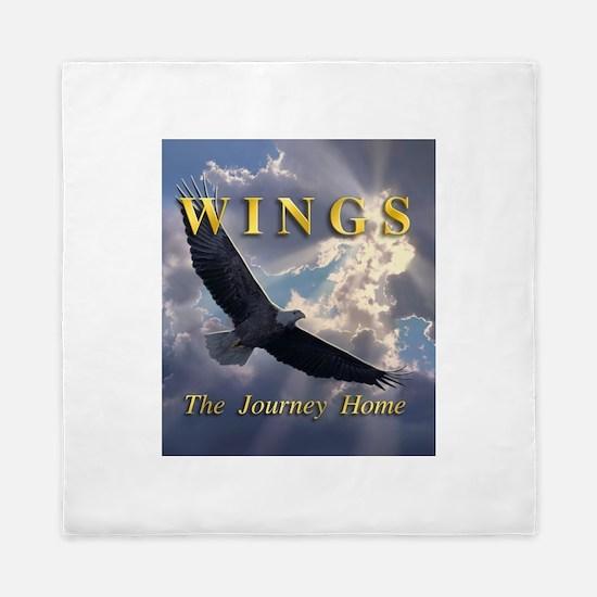 Wings: The Journey Home Queen Duvet