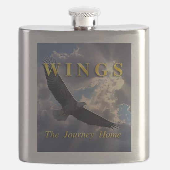 Wings: The Journey Home Flask