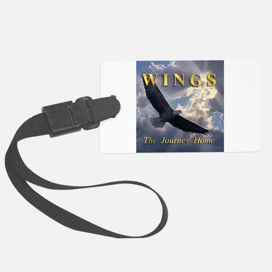 Wings: The Journey Home Luggage Tag