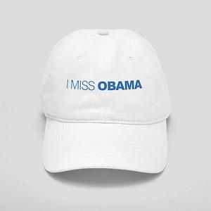 I Miss Obama Cap