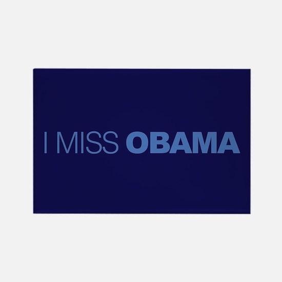 I Miss Obama Rectangle Magnet