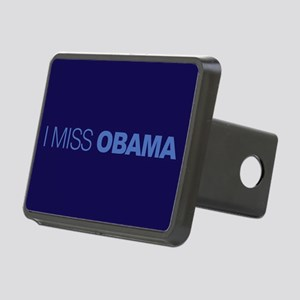 I Miss Obama Rectangular Hitch Cover