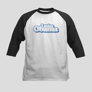 I Miss Obama B Kids Baseball Jersey