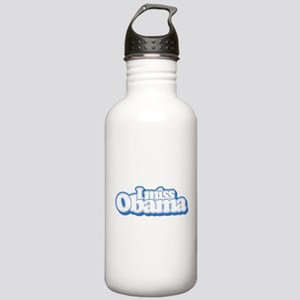 I Miss Obama B Stainless Water Bottle 1.0L