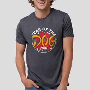 Dog Chinese New Year Shirt Celebrating Chi T-Shirt
