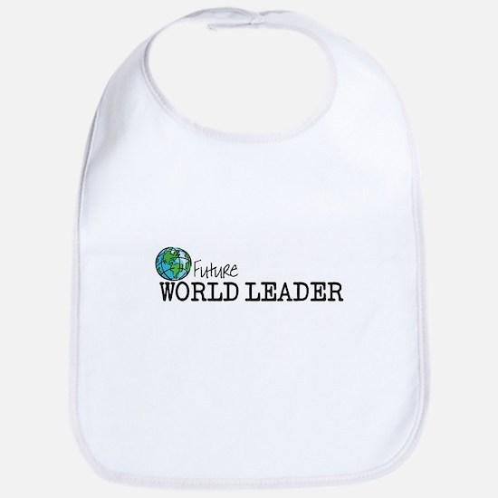 Future World Leader Baby Bib