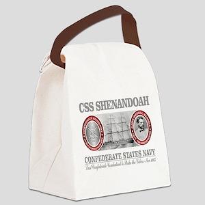CSS Shenandoah Canvas Lunch Bag