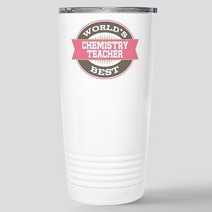 chemistry teacher Stainless Steel Travel Mug