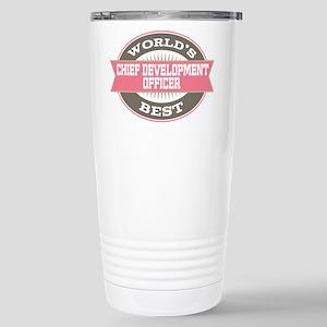 chief development offic Stainless Steel Travel Mug