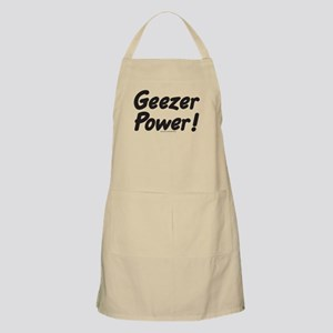 Geezer Power! Apron