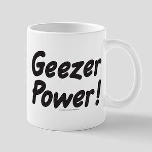 Geezer Power! Mug