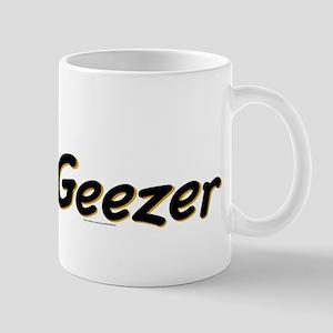 Geezer Mug