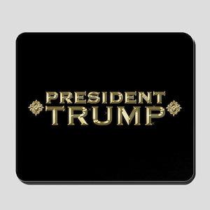 President Trump Full Bleed Mousepad