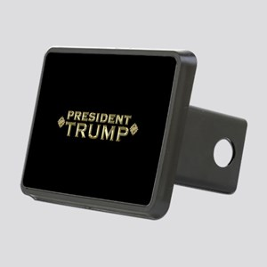 President Trump Full Bleed Rectangular Hitch Cover