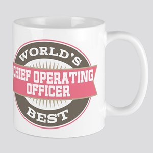 chief operating officer Mug
