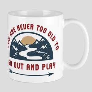 Adventure Go Out And Play Mug