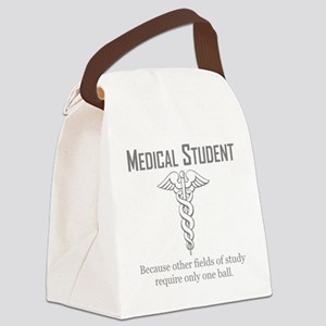 MEDICAL STUDENT GIFTS Canvas Lunch Bag