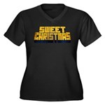 SWEET CHRISTMAS Plus Size T-Shirt
