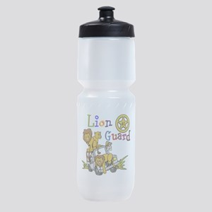 Lion Guard Number One Sports Bottle