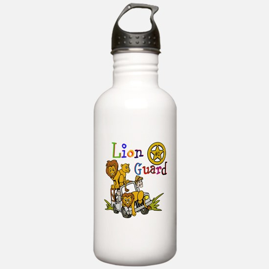 Lion Guard Number One Water Bottle