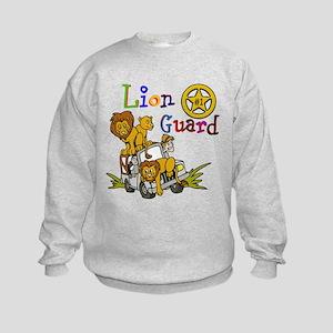 Lion Guard Number One Sweatshirt