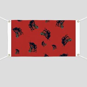 The Krampus - an Austrian Legendary Figure Banner