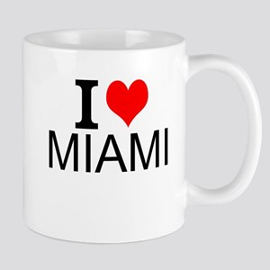 I Love Miami Mugs