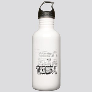 King Tiger Stainless Water Bottle 1.0L