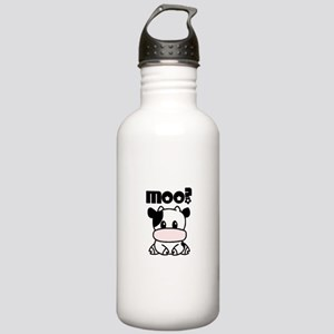 Cute Moo? Stainless Water Bottle 1.0L