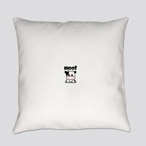Cute Moo? Everyday Pillow