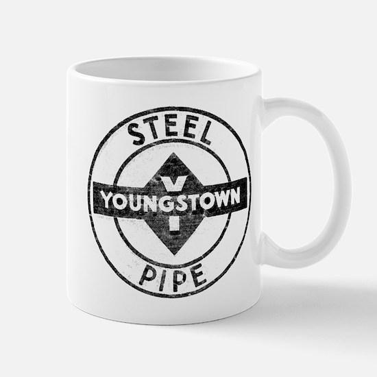 Youngstown Steel Pipe Mug