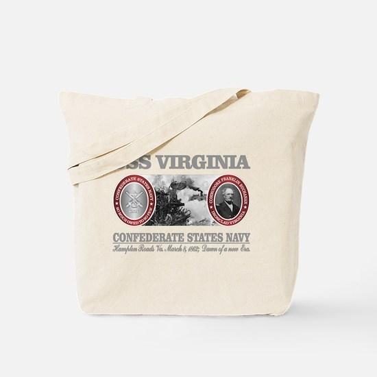 CSS Virginia Tote Bag