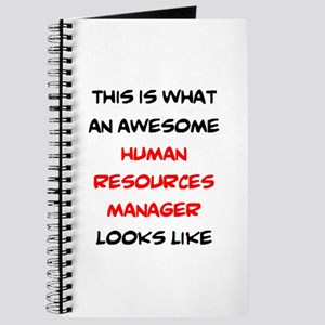 awesome human resources Journal