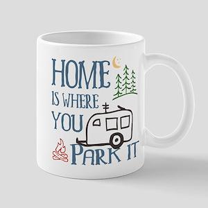 Camper Home Mug