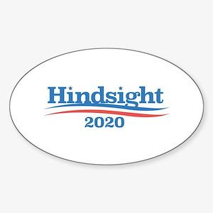 Hindsight 2020 Sticker