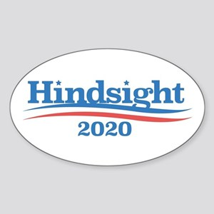 Hindsight 2020 Sticker