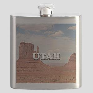 Utah: Monument Valley Flask