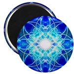 Holy Blue Ray White Light Magnets