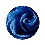 Blue Ray Rose Button