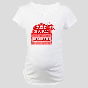 Red Barn Maternity T-Shirt